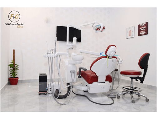 fg cosmodental clinic surgery room