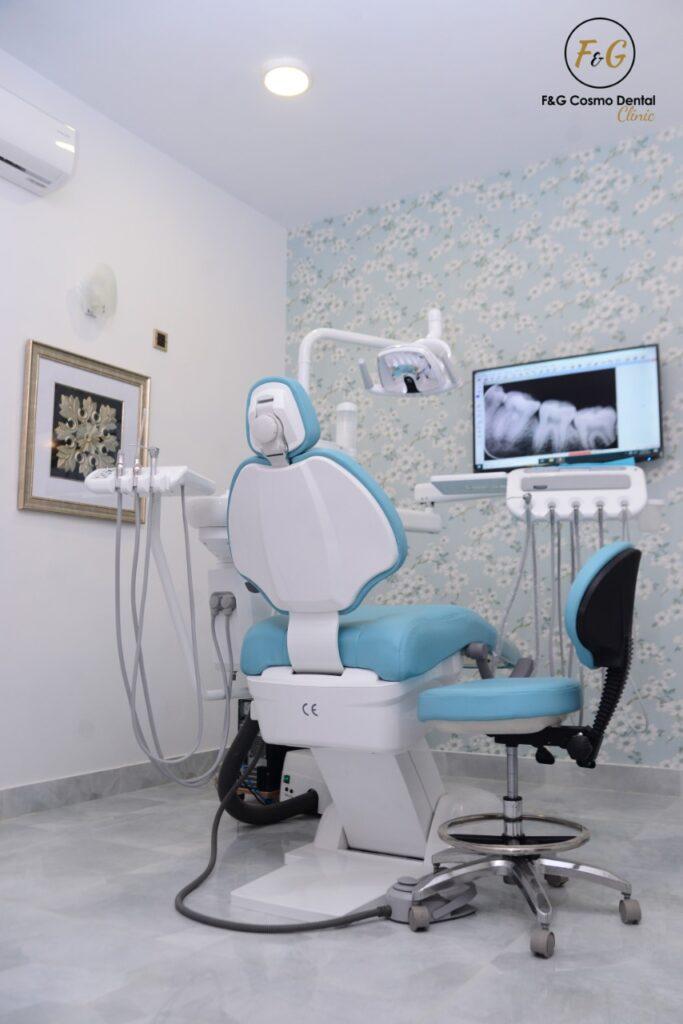 fg cosmodental clinic karachi