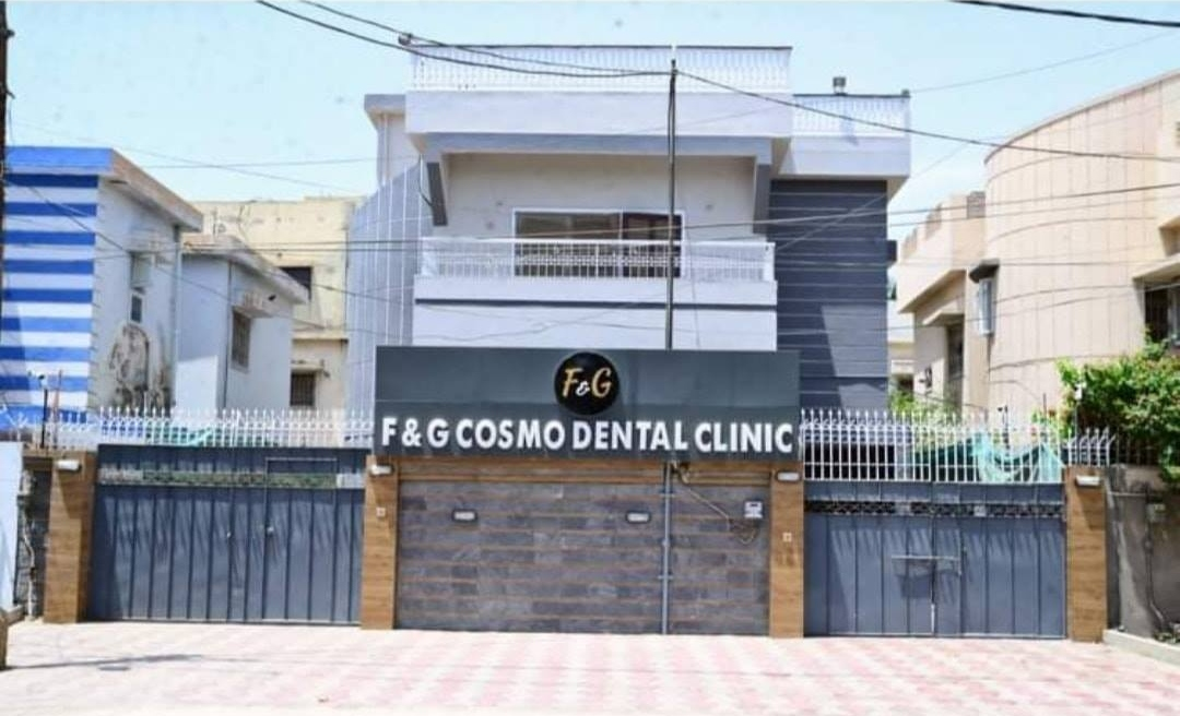 Best Dental Clinic in Gulistan-e-Jauhar